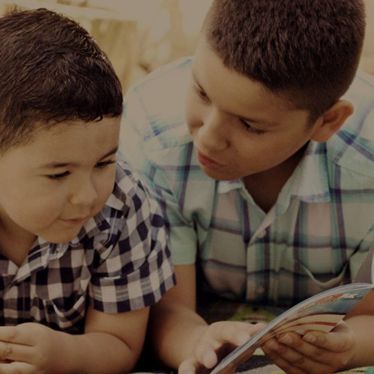 RTMP kids reading