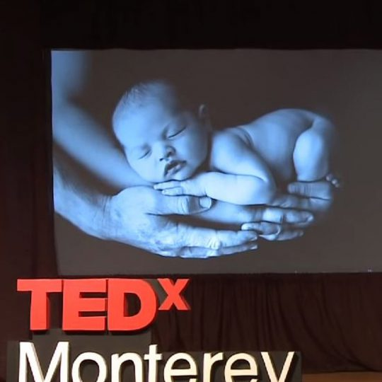 Babies are born ready to learn - TEDx Screen